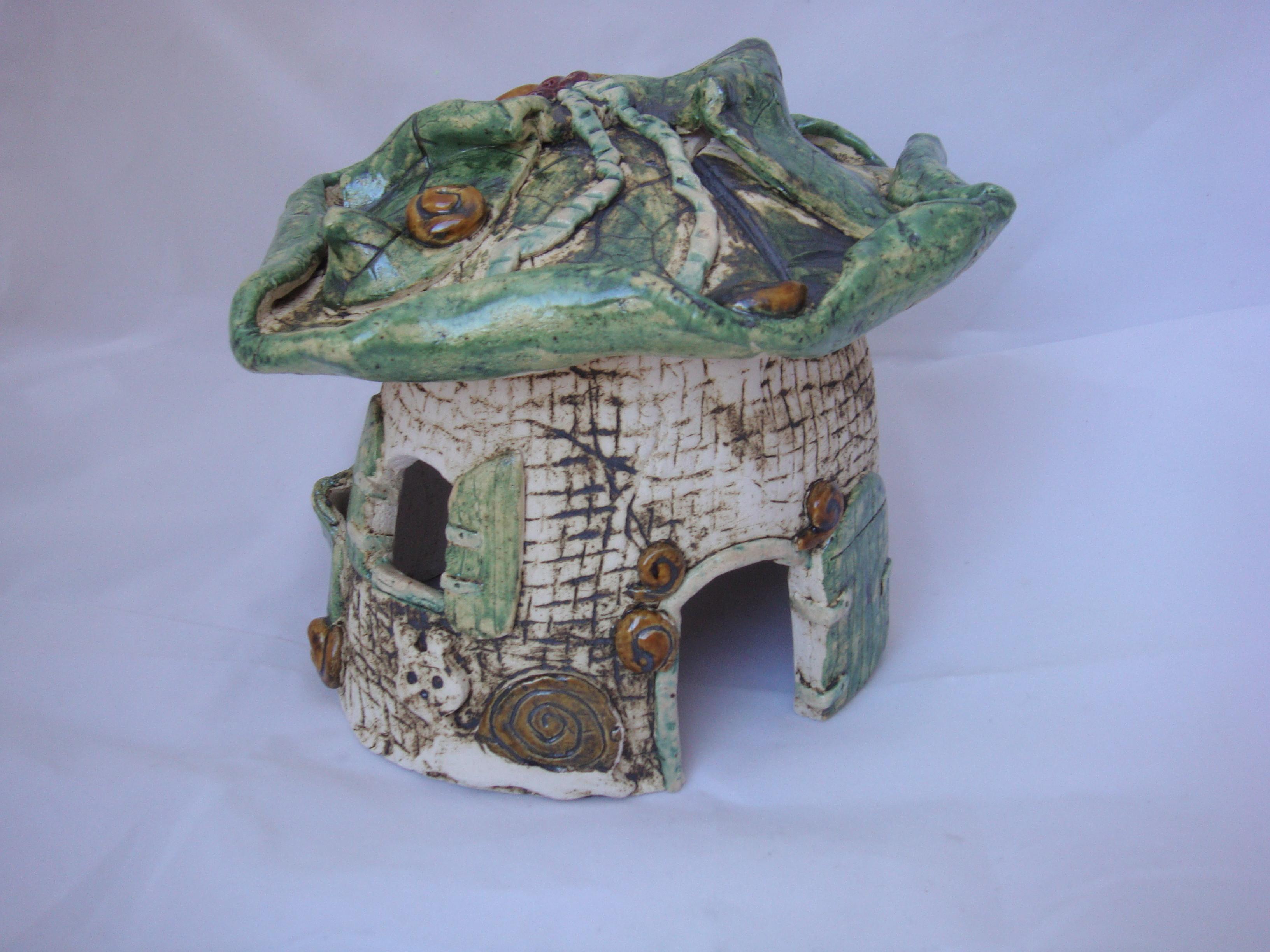 Keramik für Haus/ Garten / Balkon/ Terrasse – Meine Töpferei